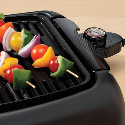 """13"""" Countertop Electric Grill by Home-Style Kitchen ™-329388"""