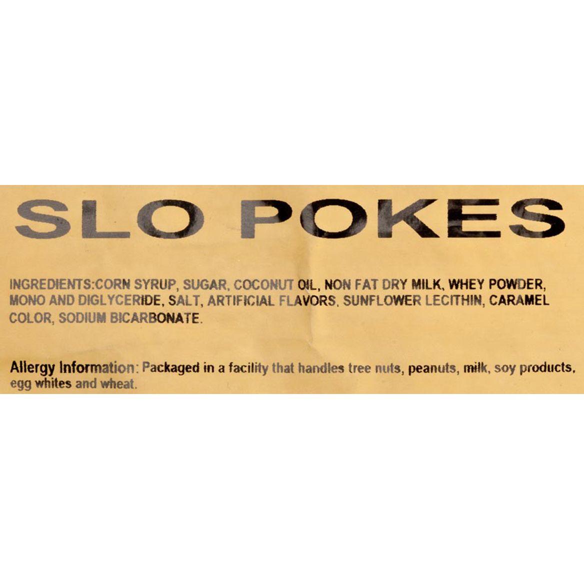 Slo Poke® Candy, 10 oz.-331831