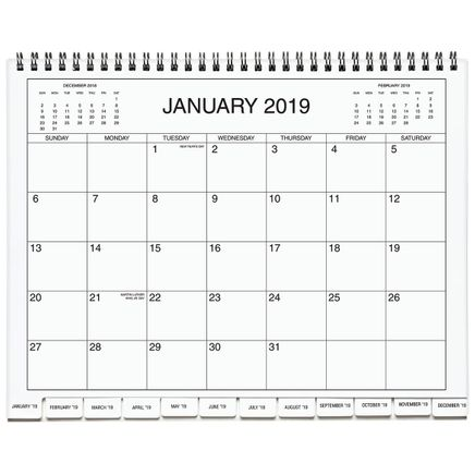 5 Year Calendar 2019-2020-2021-2022-2023-334125
