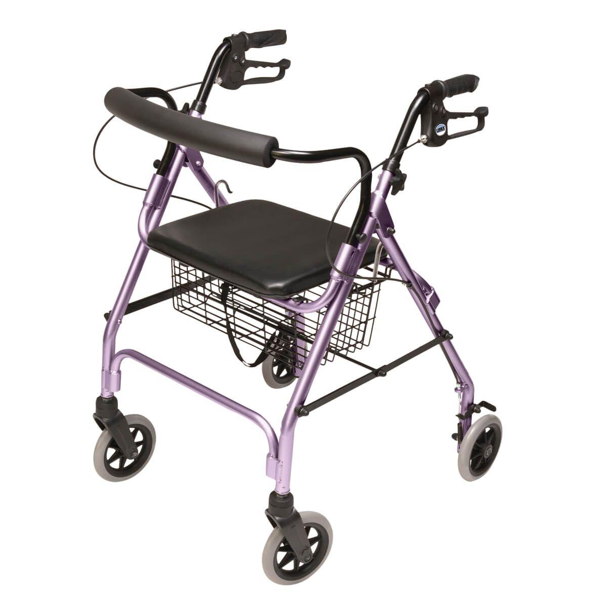 Lumex Walkabout Lite 4 Wheel Rollator-335320