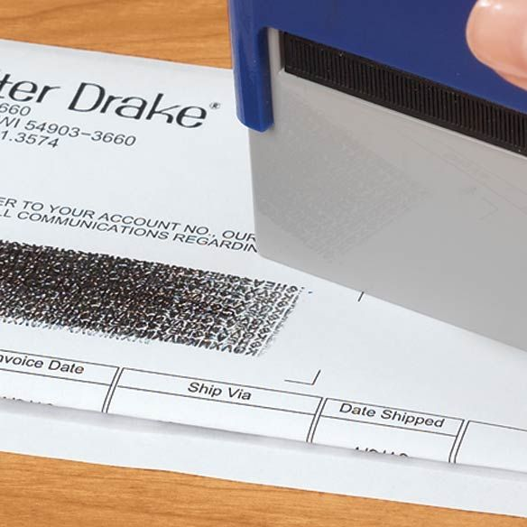 Identity Protection Stamp-336261