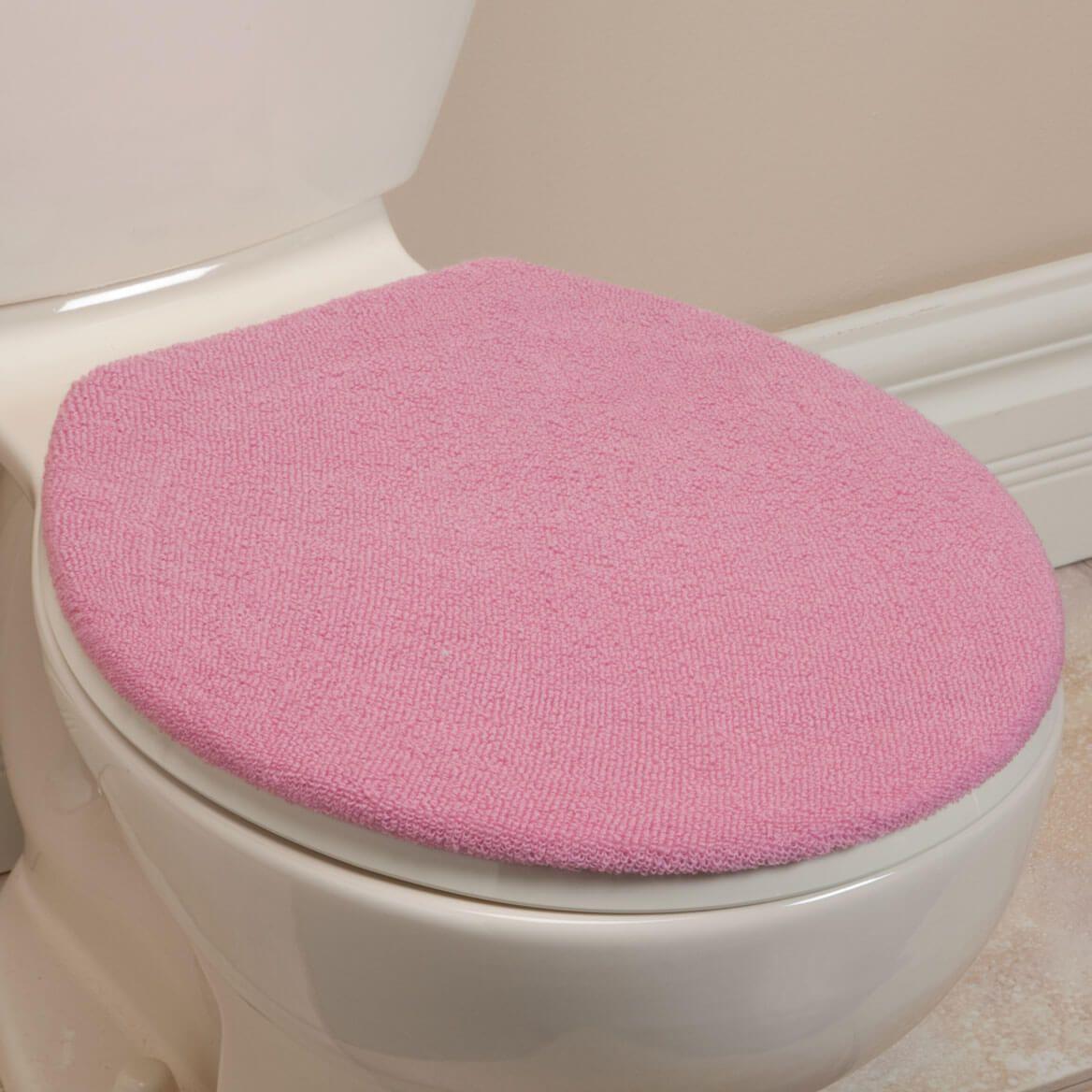 Decorative Toilet Lid Cover-336415