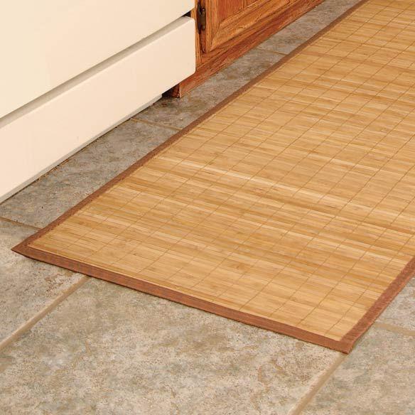 Bamboo Non Slip Runner 24 x 30-339741