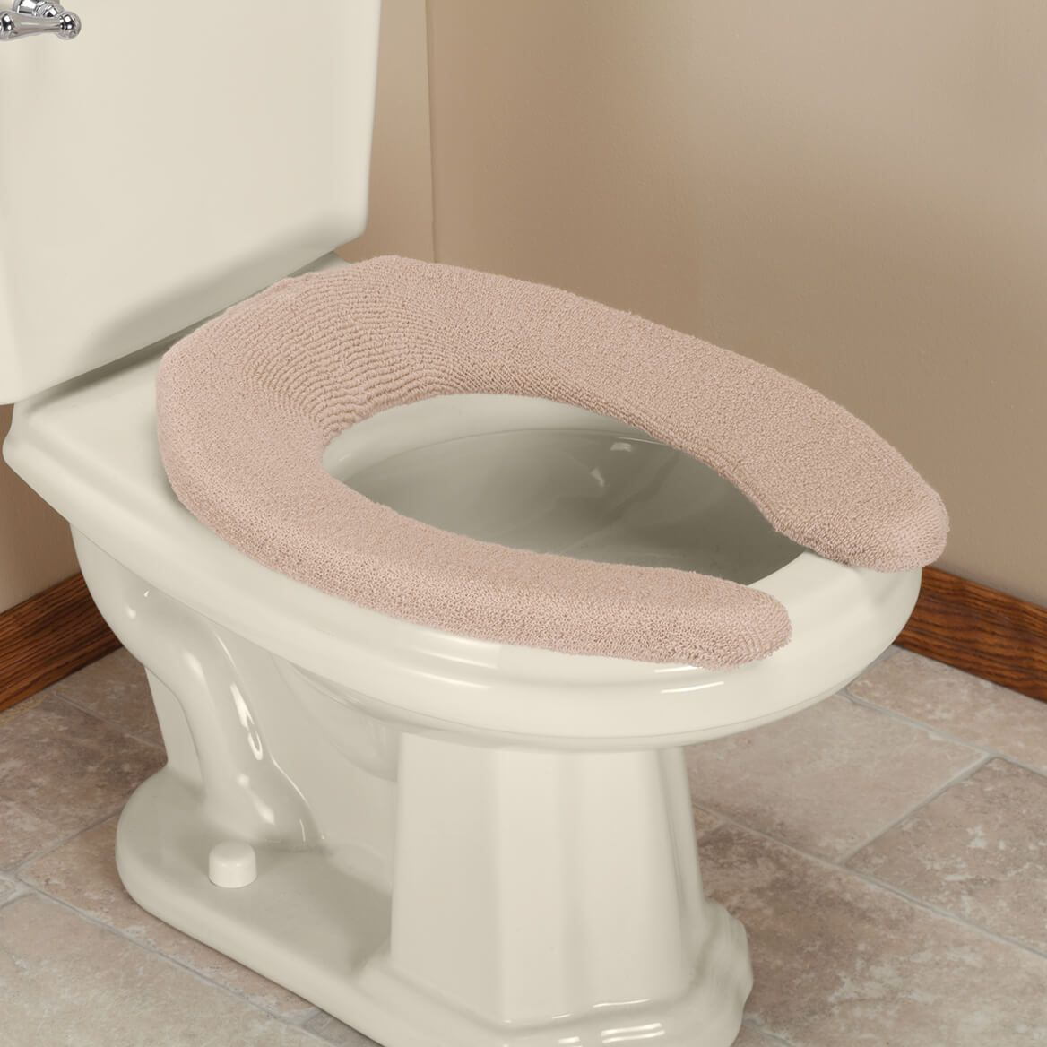 Elongated Toilet Seat Cover-339951