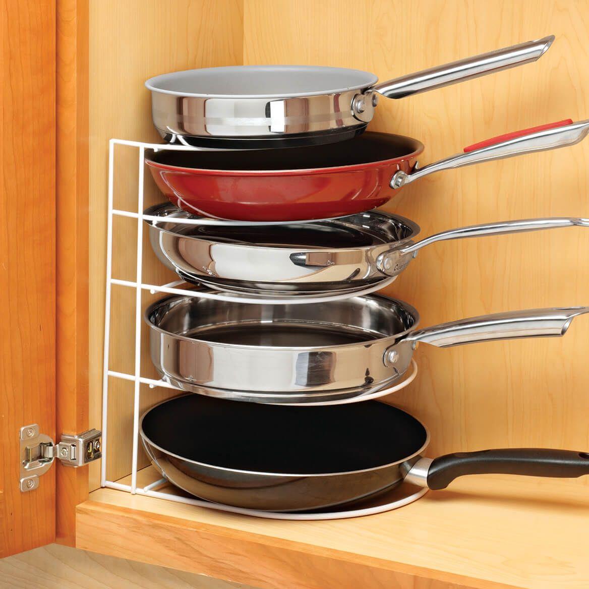 Frying Pan Organizer-344522