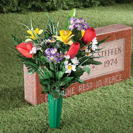 Spring Memorial Bouquet by OakRidge™-345024