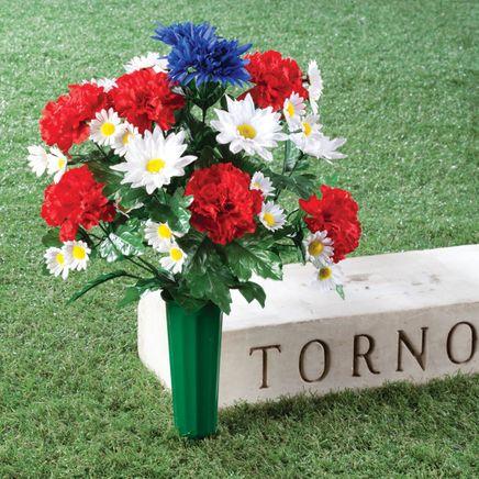 Patriotic Bouquet Memorial by OakRidge™ Outdoor-345237