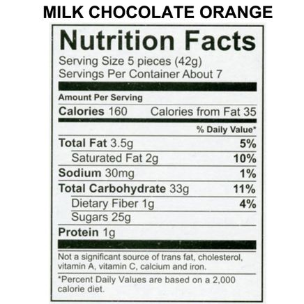 Milk Chocolate Sticks-346437