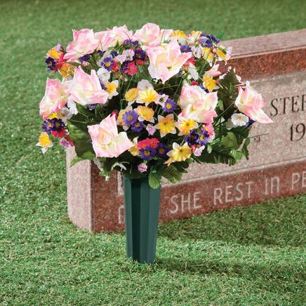 Spring Floral Memorial Bouquet by OakRidge™-348117