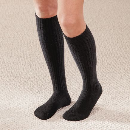 Graduated Compression Diabetic Calf Sock-348394