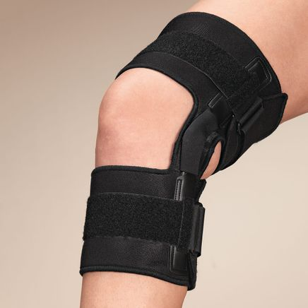Knee Brace With Metal Support-349000