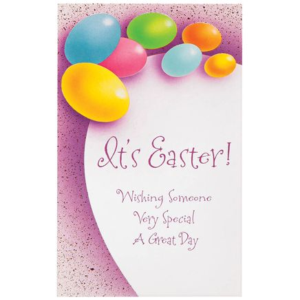 Easter Card Assortment, Set of 24-350377