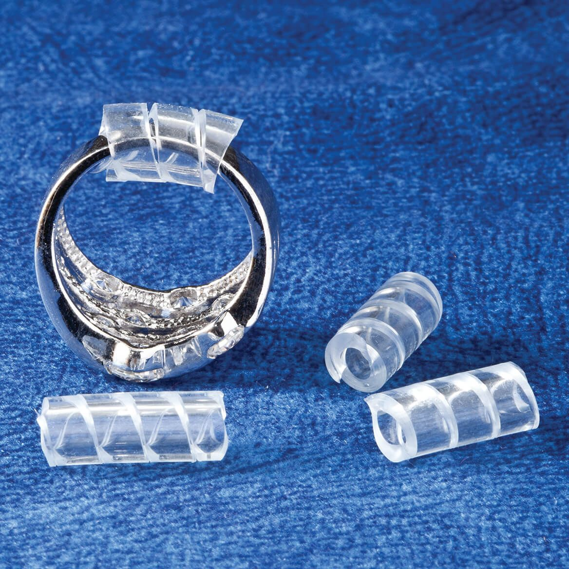 Spiral Ring Sizers Set of 4-351702