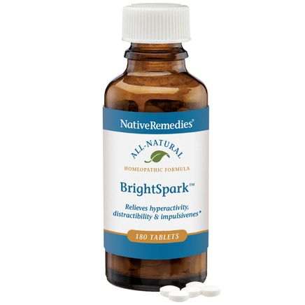 NativeRemedies® BrightSpark™ - 180 Tablets-351827