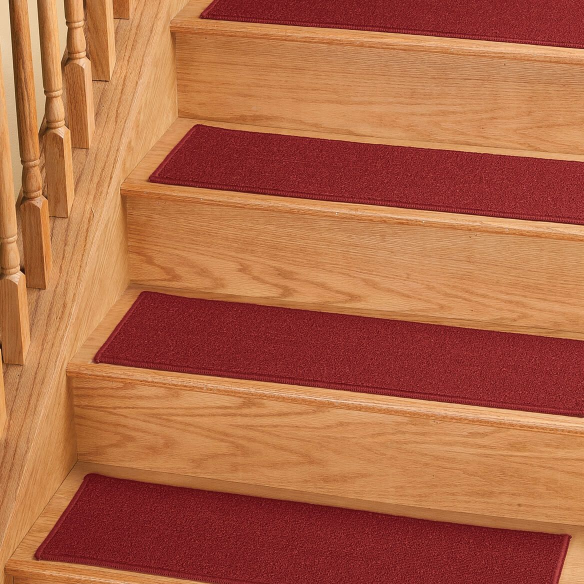 Solid Non-Slip Stair Treads-352759