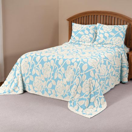Grace Chenille Bedspread by OakRidge™-354051