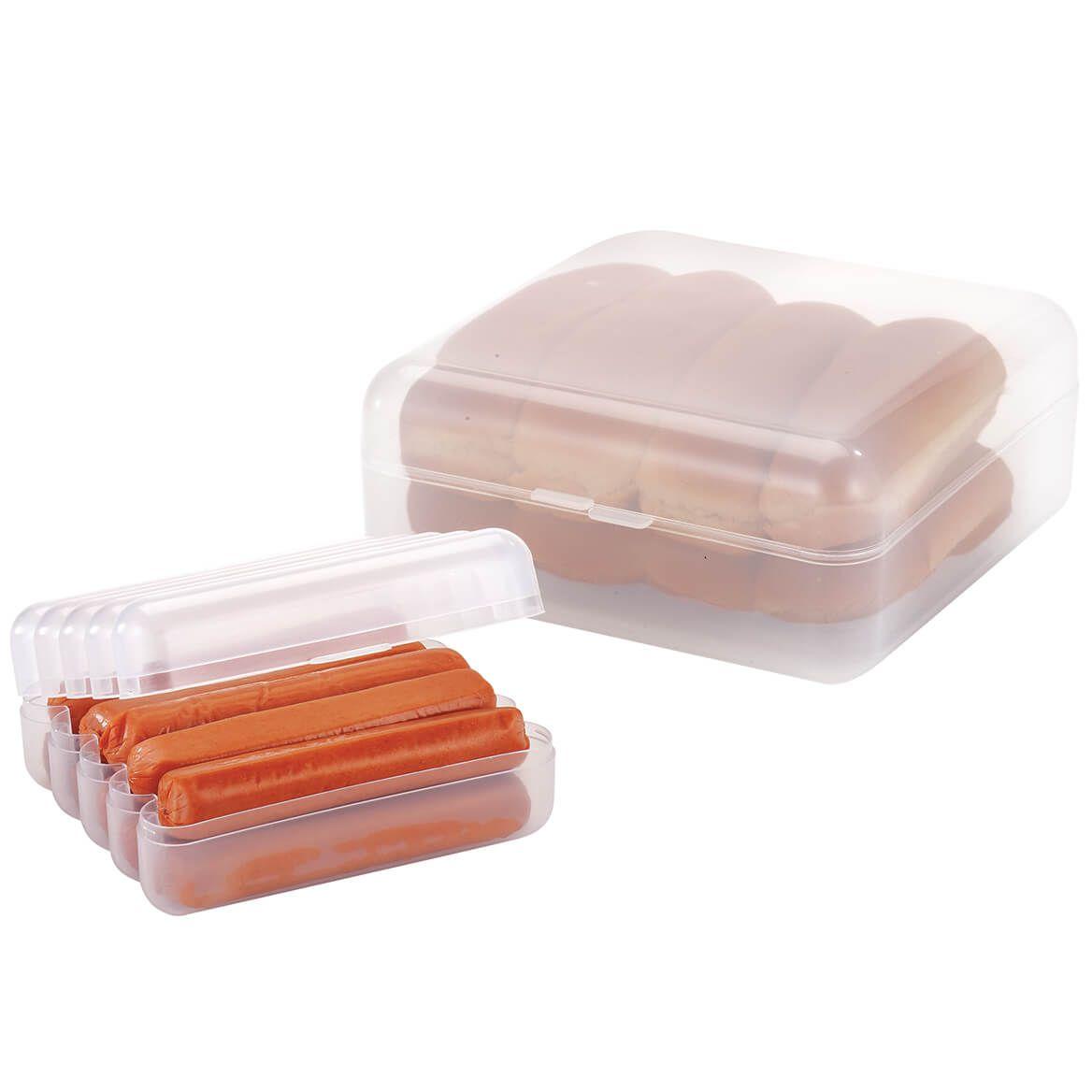 Bun and Hot Dog Keeper Set-355242