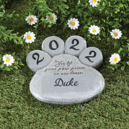 Personalized Pet Memorial Stone-355481