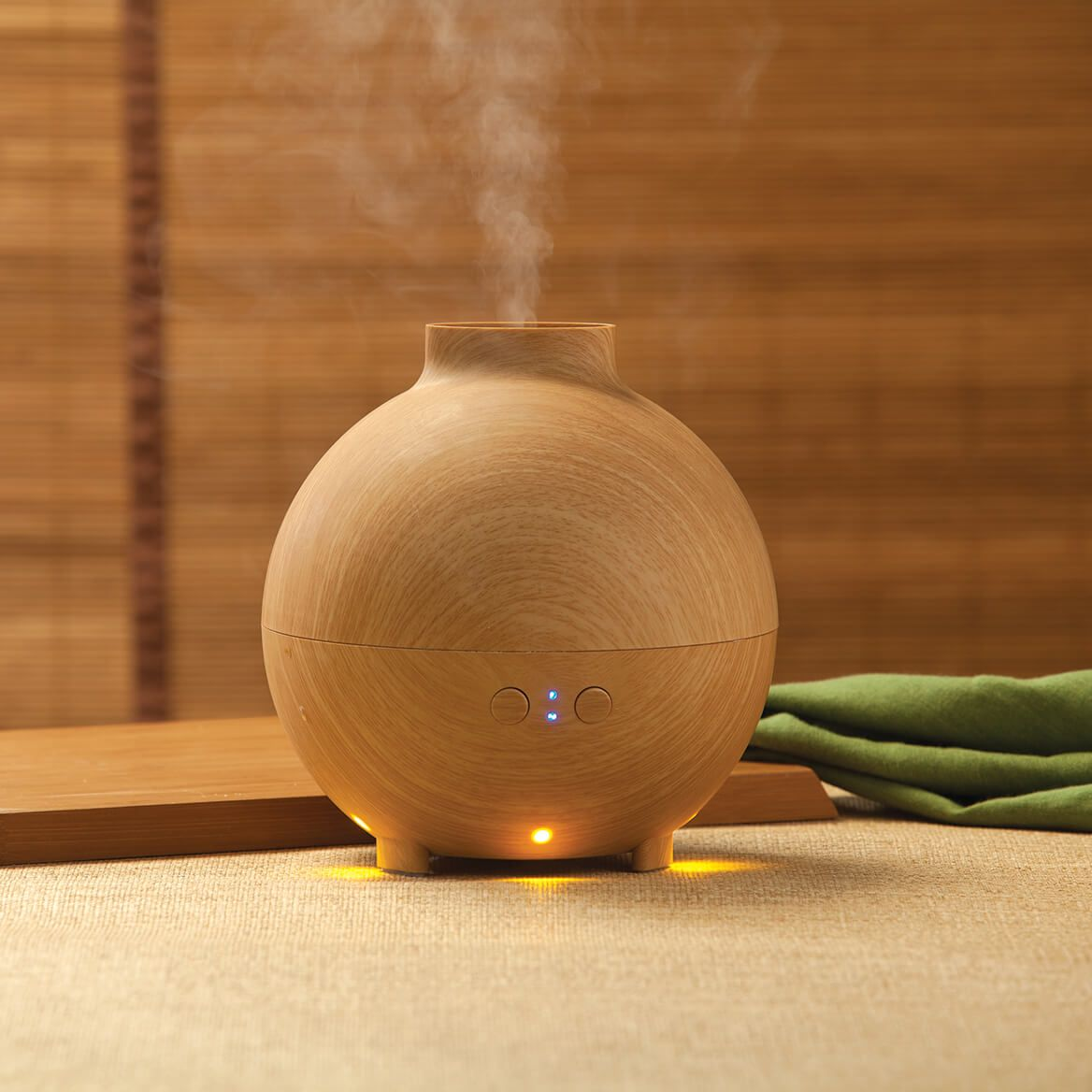 Lighted Essential Oil Diffuser & Humidifier - 600 ml-356189