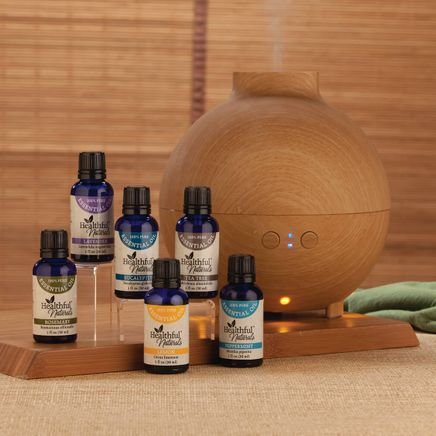 Healthful™ Naturals Starter Kit & 600 ml Diffuser-356535