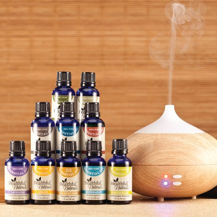 Healthful™ Naturals Premium Kit and 280 ml Diffuser-356694