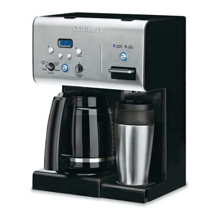 Cuisinart® Coffee Plus™ 12-Cup Programmable Coffee Maker-357398