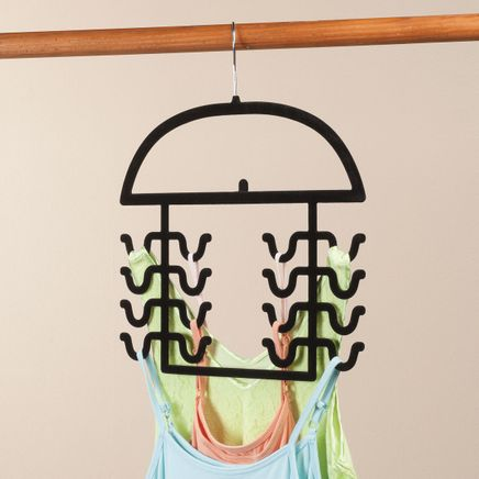 Flocked Tank Top Hangers, Set of 2-357874