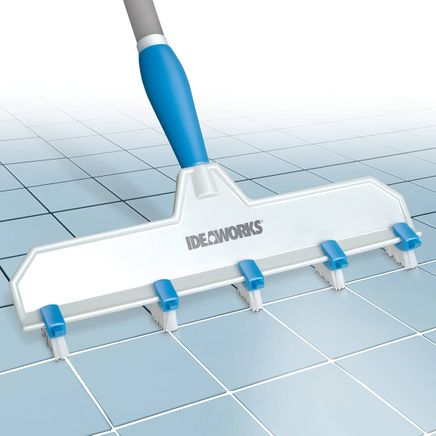 Adjustable Grout Cleaning Brush-358047