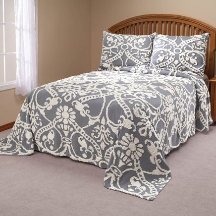 The Adele Chenille Bedspread by OakRidge™-358145