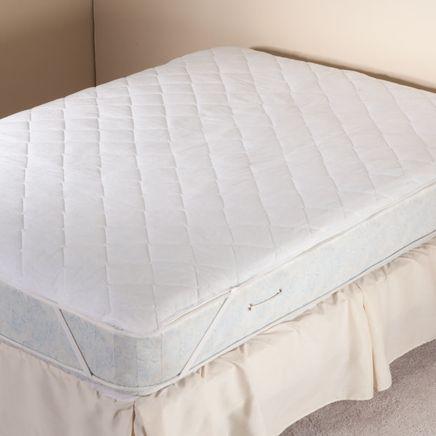 Hypoallergenic Ultra-Absorbent Waterproof Mattress Pad-358277