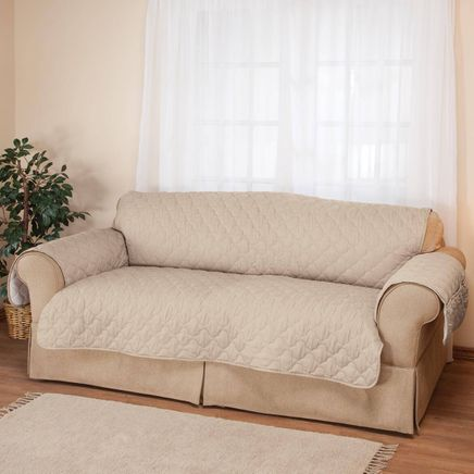 Deluxe Microfiber Sofa Cover by OakRidge™-358280