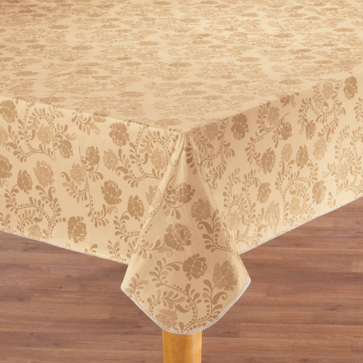 The Kathleen Vinyl Tablecover By Home-Style Kitchen™-358487
