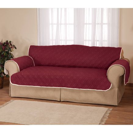 5 Star Reversible Waterproof Extra-Long Sofa Protector-358586