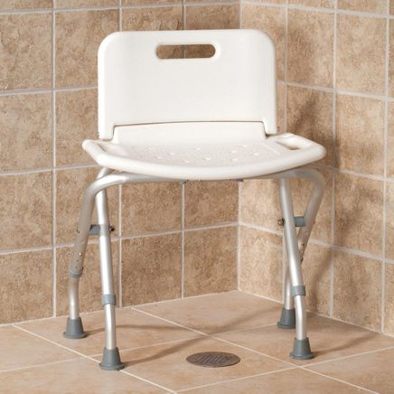 Folding Bath Seat with Back-358607