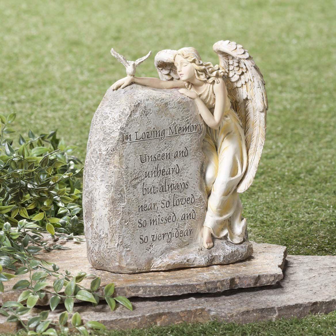 In Loving Memory Garden Angel-358840