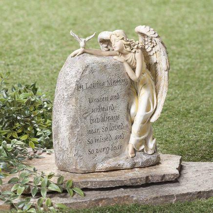 """In Loving Memory"" Garden Angel-358840"