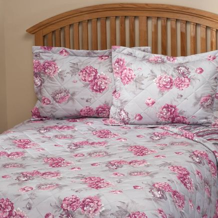 The Elizabeth Reversible Microfiber Comforter by OakRidge™-359480