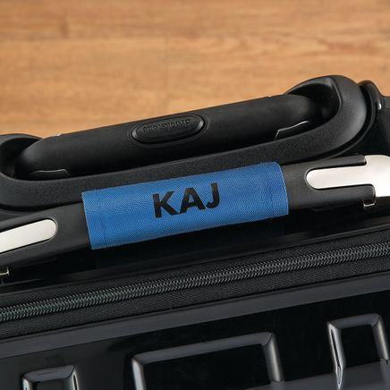 Personalized Luggage Handle Wrap-359561