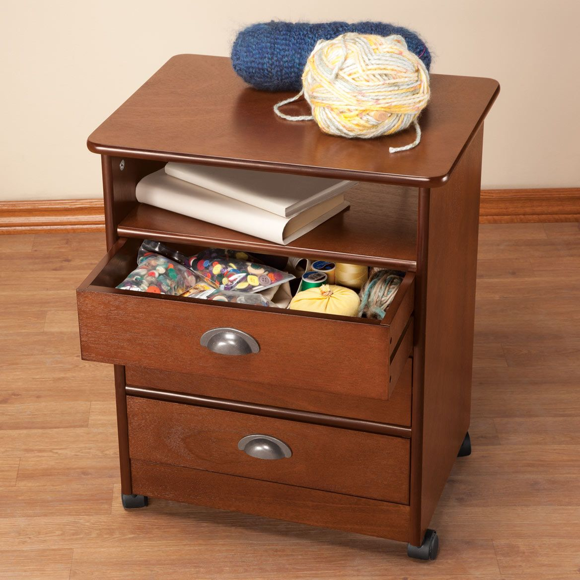 Three Drawer Multipurpose Rolling Cart by OakRidge™  XL-359628