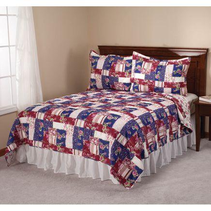 Madeline Reversible Microfiber Comforter by OakRidge™-359664