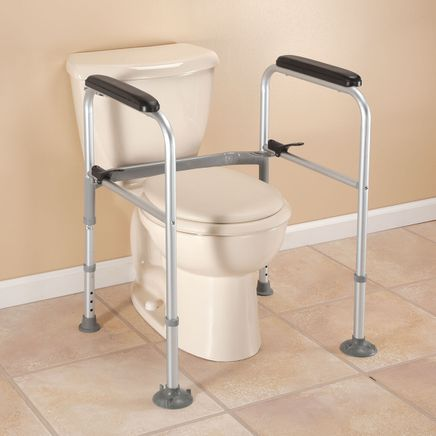 Foldable Toilet Support-359871