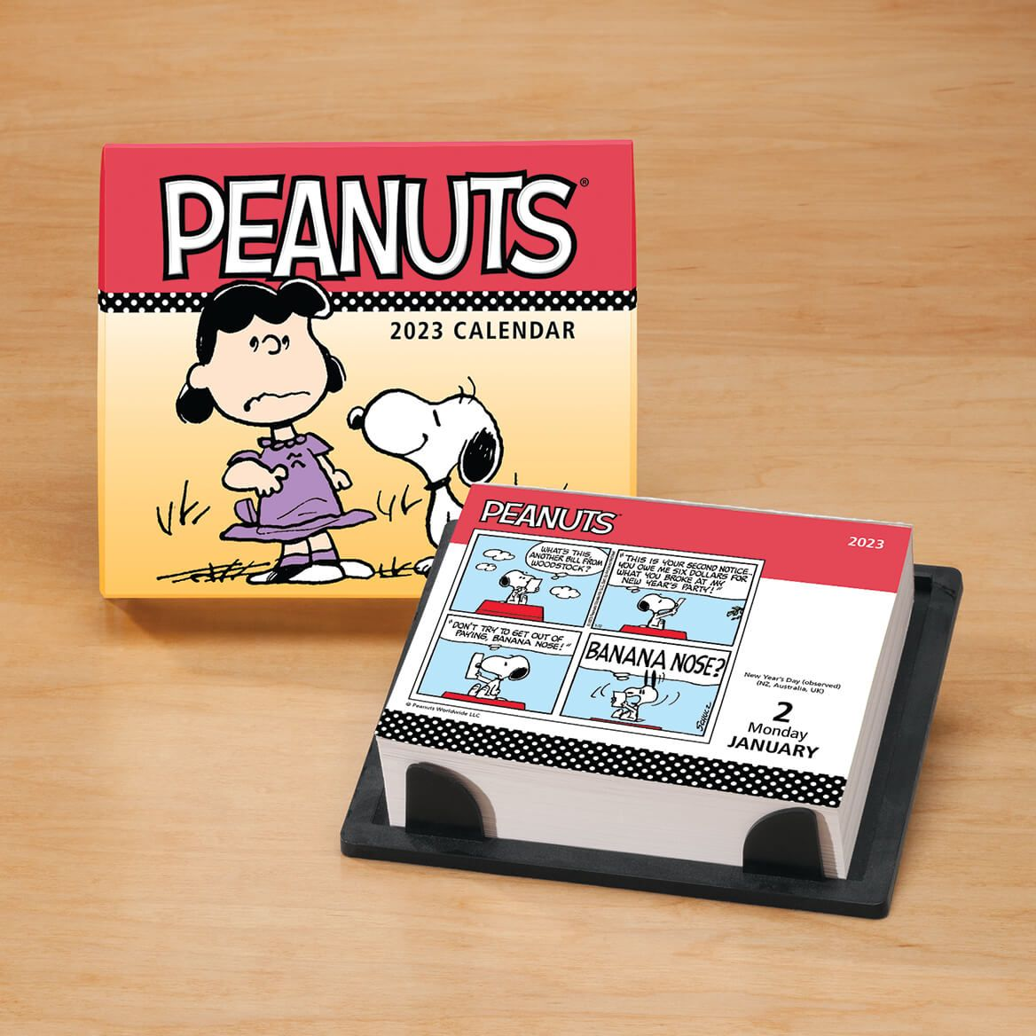 Peanuts® Day to Day Calendar-360187