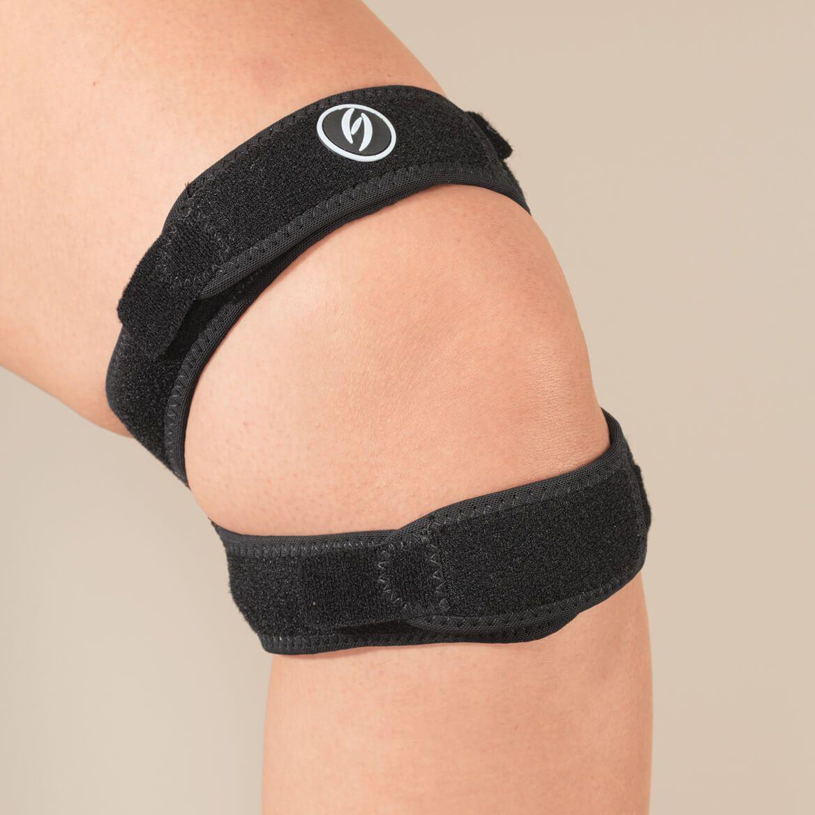 Adjustable Double Knee Strap-360585