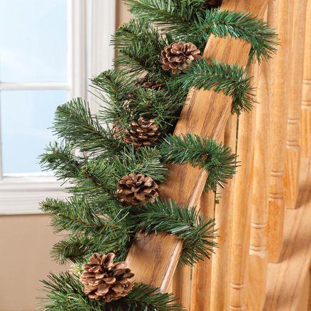 Garland Twist Ties, Set of 60 by Holiday Peak™-361043
