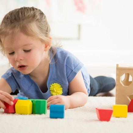 Melissa & Doug® Shape Sorting Cube-361462