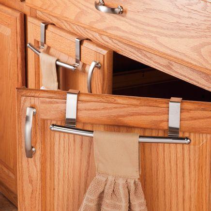 Kitchen Cabinet Towel Bar set of 2-361657