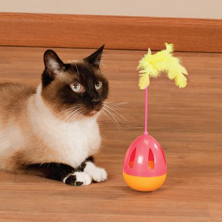 Cat Tumbler Toy, Set of 2-361808