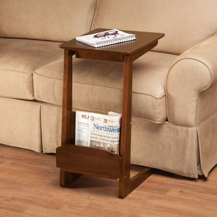 Newport Magazine Table with Drawer by OakRidge™-362467