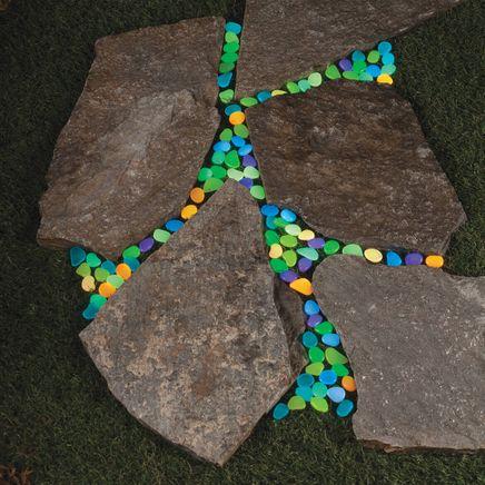 Multi-Colored Glow-in-the-Dark Stones Set of 100-362552