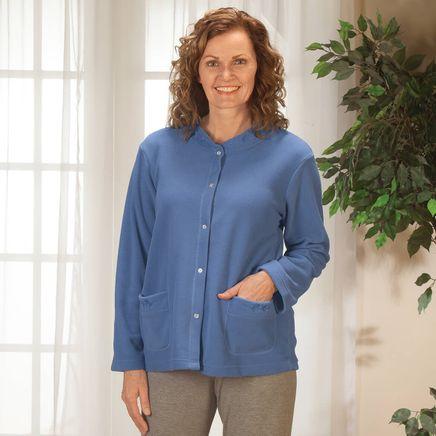 Fleece Bed Jacket-362827